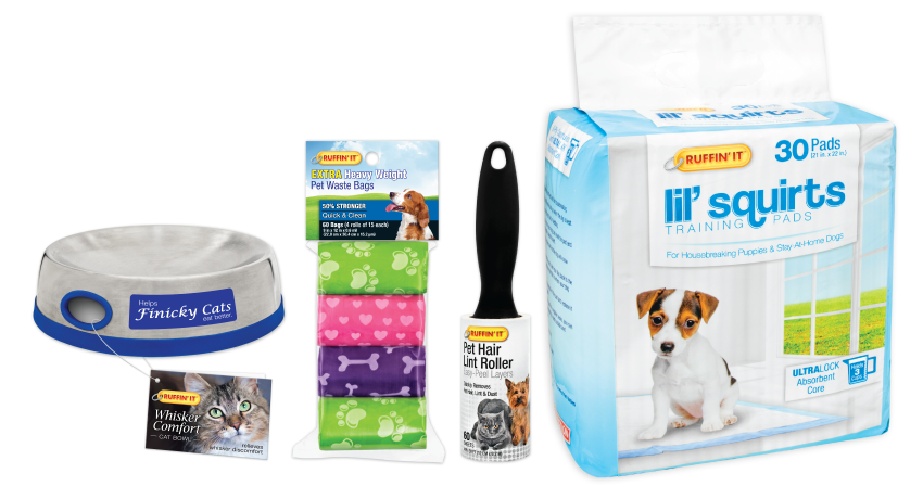Dog Training Pads, Waste Bags, Bowls | Westminster Pet Products